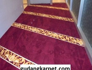 Jual Karpet Custom Mushola Grand Indonesia