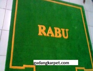 Pemasangan Karpet Custom Design Lift Jati Sampurna